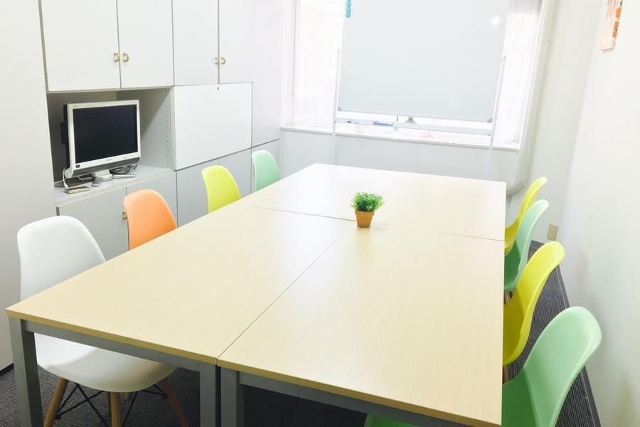 トライ会議室D : 個室スペースの会場写真