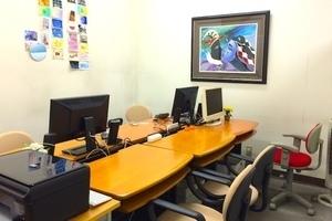 祐天寺レンタル教室「アイズ」 : レンタルスペースBの会場写真