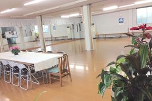 熊本市 たけのレンタルスタジオ : 30名用個室スタジオの会場写真