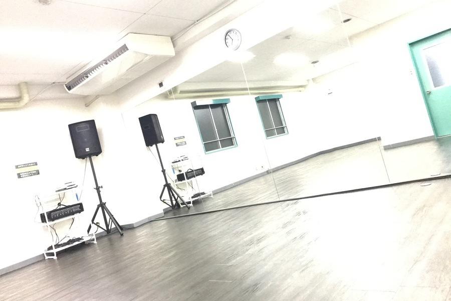 STUDIO BUZZ 上野校 : Bスタジオの会場写真