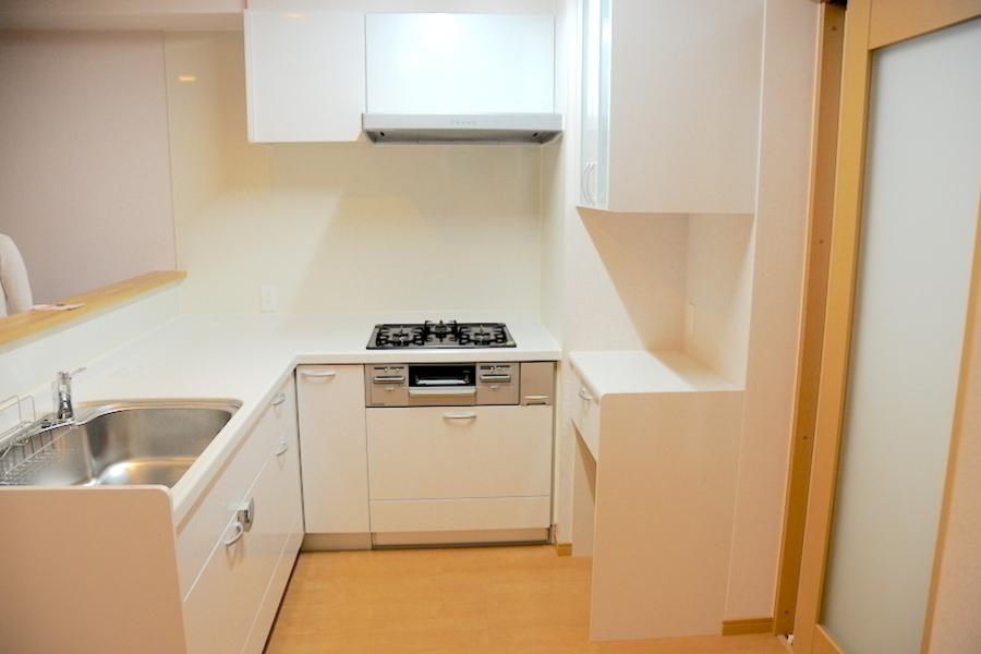 チェレステ・スタジオ松濤 : キッチン、ピアノ利用プランの会場写真