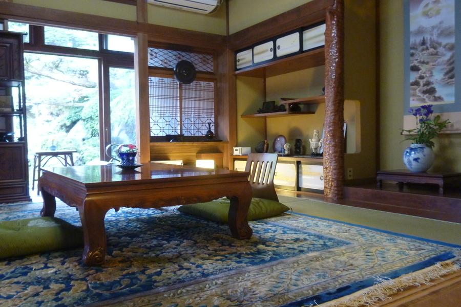 雲水舎 : 会議・サロンスペース・お茶事の会場写真