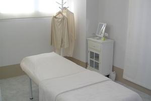 Nature&Medica : エステサロン1室の会場写真