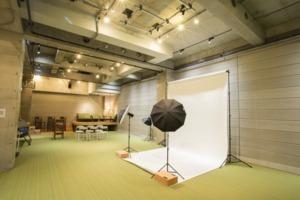 青山一丁目駅徒歩5分!24時間利用可能の撮影スタジオ兼イベントスペースです。の写真
