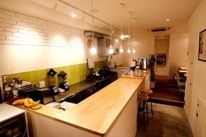 【心斎橋徒歩1分☆】オシャレなCafe&Bar[MoebBar] 大阪 西心斎橋 アメ村 : 多目的イベントスペースの会場写真