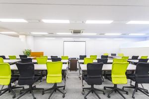 心斎橋 貸し会議室「LINE-UP」 : 個室貸切の会場写真