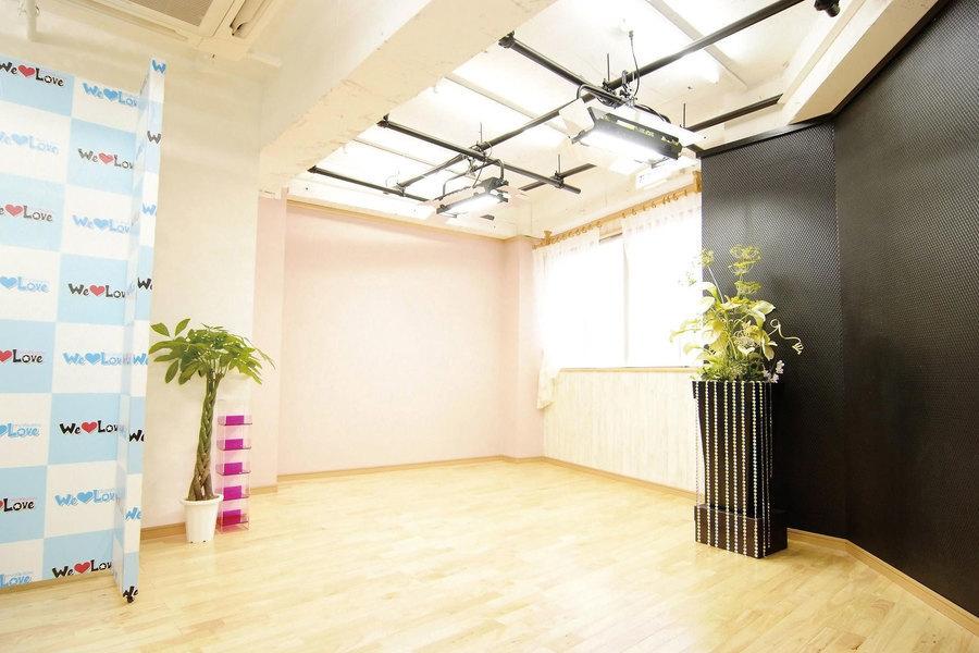レンタルスタジオ We Love : スタジオ貸切の会場写真