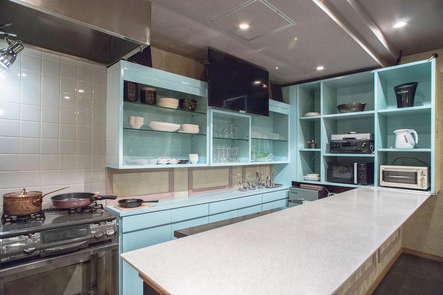 キッチン付き貸切りレンタルスペース JOGARジョガ : スペース 4階の会場写真