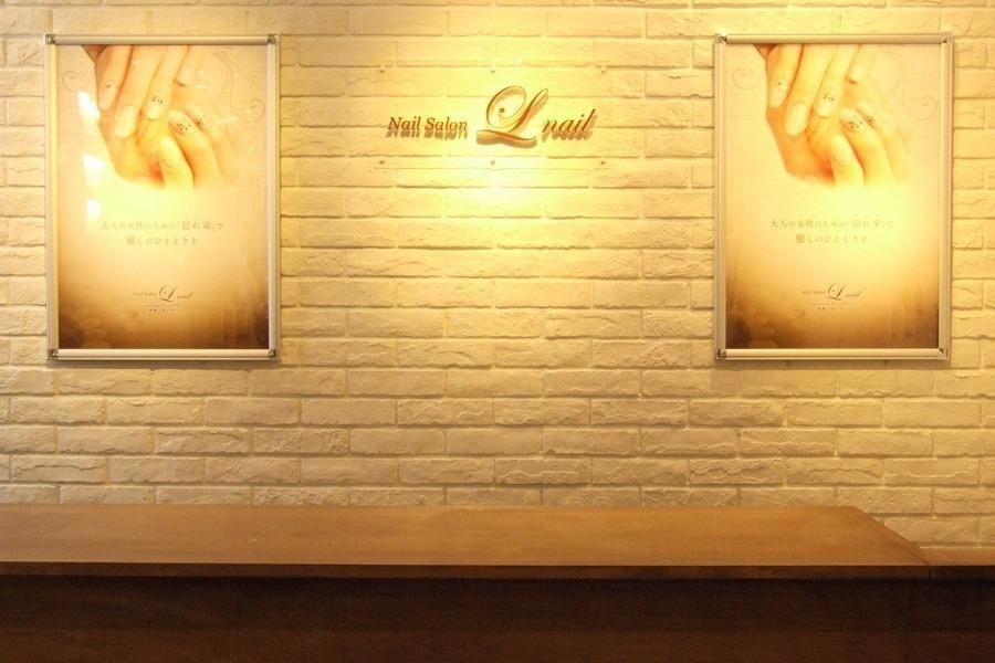 Lnail 中目黒店 : サロンスペースの会場写真