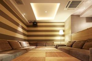 六本木パーティールーム『Lounge-R』 : ラウンジスペースAの会場写真