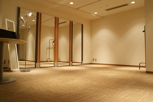 ファースト・プレイス東京 : 第5スタジオの会場写真
