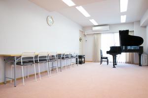 ピアノ発表会に!大人数入れる渋谷スタジオの写真
