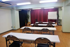スタジオトップクラス : 多目的スペースの会場写真