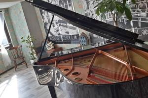 【大津市石山】アンネの音楽教室 : 練習室②(一人使用)の会場写真