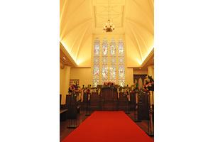 ステリーナ教会の写真