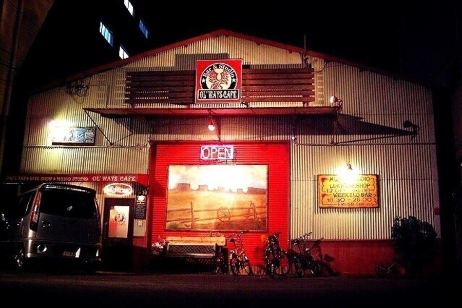music studio オールウェイズ (旧OL' WAYS CAFE) : Bスタジオ(リハーサル)の会場写真