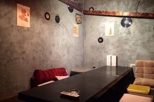 貸切イベントやライブのできるお洒落な音楽スタジオの写真