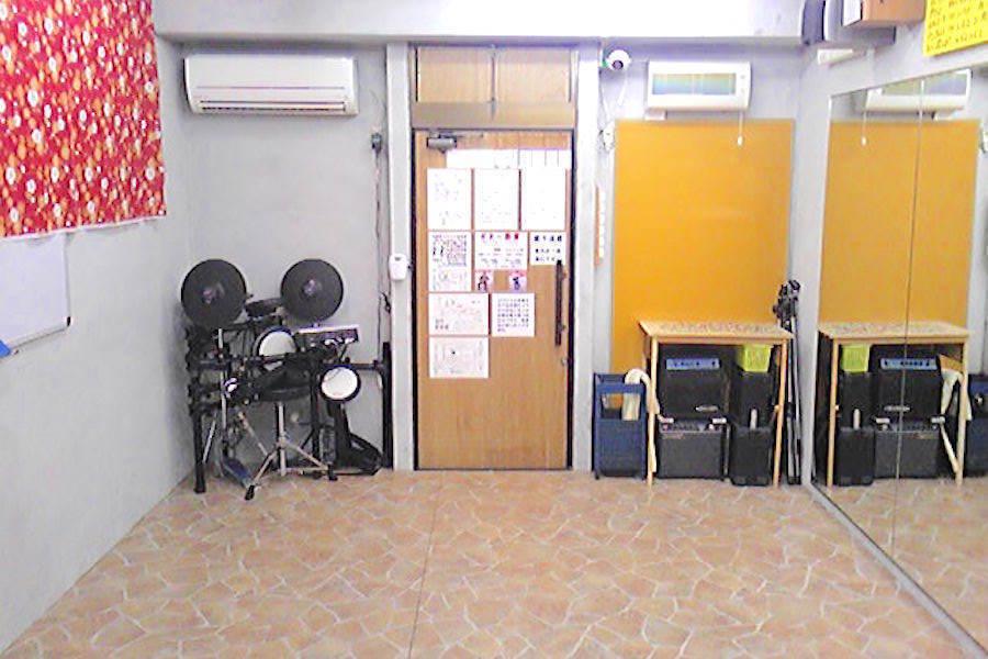 【京都伏見】Johnny 貸しスタジオ : 防音個室スタジオの会場写真