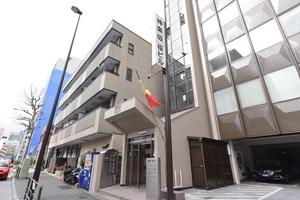 神楽坂 昭和レトロ バー : フロア貸切の会場写真