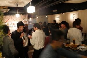 """500Bar(Five Hundred Bar) : イベントスペース""""ファイブ""""心斎橋の会場写真"""