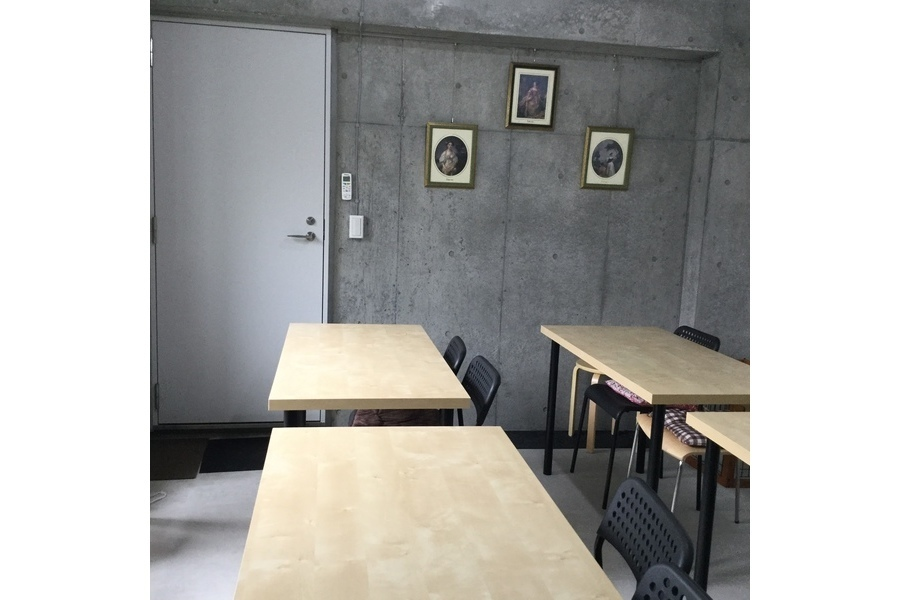 Per-Ankhペルアンクレンタルスペース : 1Fの会場写真