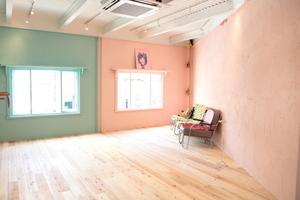 【福島・梅田】可愛らしい内装の撮影スタジオの写真
