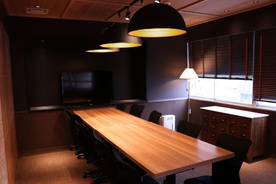 Basis Point神保町店  : 10名用会議室 (Room A)の会場写真