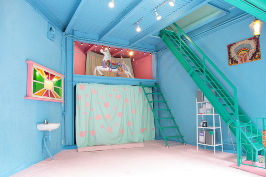 大阪ハウススタジオ COCO PALACE : 全館貸切!(1F〜RF・撮影プラン)の会場写真