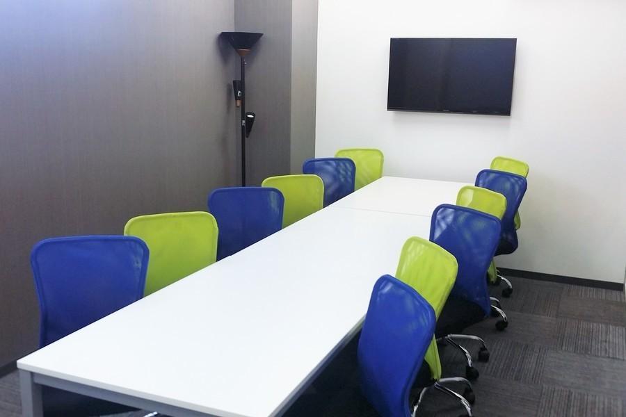 コミュニティアジト : 会議室の会場写真
