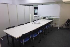 (中)渋谷センター街の会議室・セミナールーム : 会議室・セミナールームの会場写真