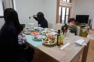 【西新宿五丁目・初台】一軒家貸切り!イベント、パーティー、ママ会、料理教室などにオススメ!の写真