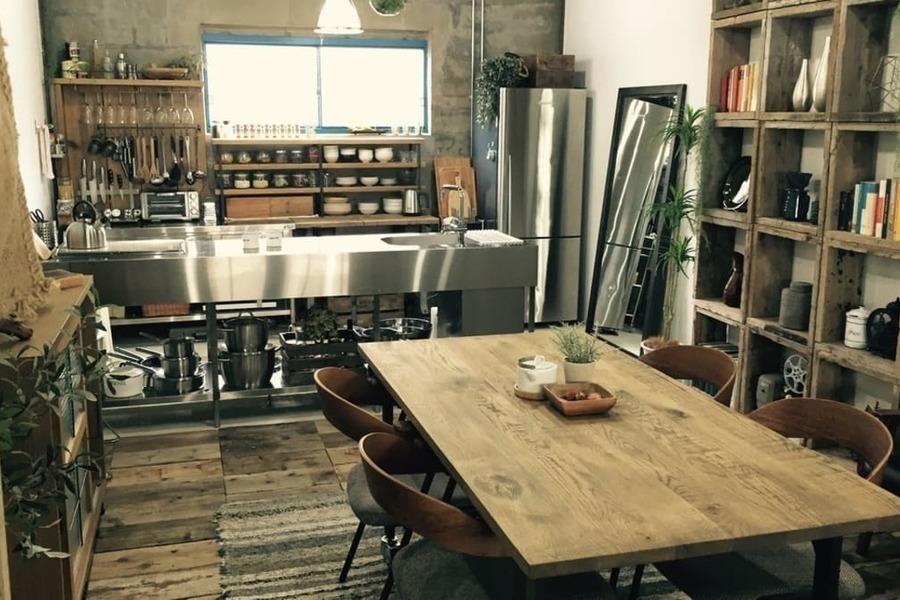 木のスタジヲ「Table」 : 商業用撮影(1日貸切プラン)の会場写真
