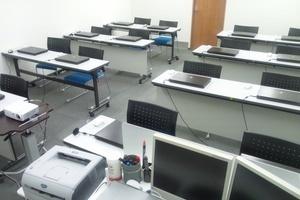 受付(待機)スペース利用可能、PC付研修利用可能の写真