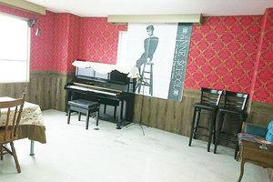 練習室①(1人使用)の写真