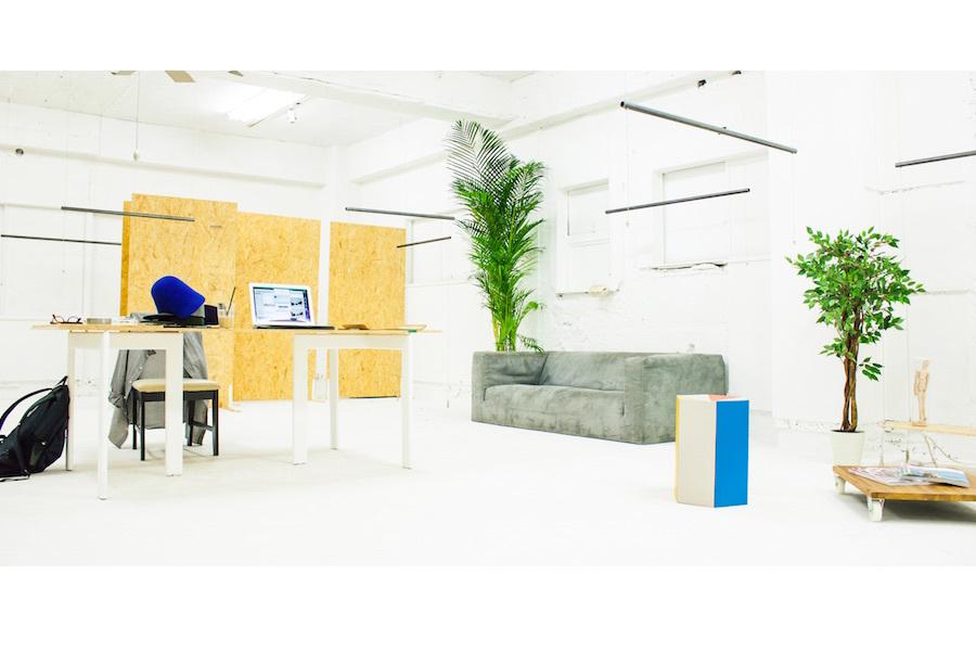 【大阪本町】SLC NY : 2階スタジオ A(130㎡)の会場写真