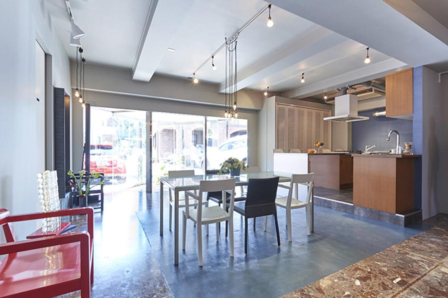 西麻布レンタルスペース「RICO」 : 【終日パック】オープンスペース+キッチン+個室の会場写真