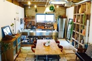 木のスタジヲ「Table」 : 商業用スチール撮影(1日貸切プラン)の会場写真