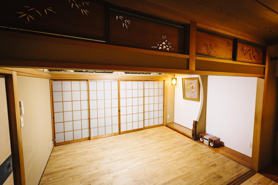 千代田ヴィレッジ、レンタルスペース : 集い部屋の会場写真
