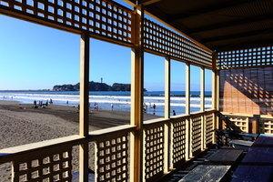 海の家くまざわや : イベントスペース 海の家屋内(100名プラン)の会場写真