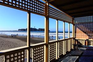 海の家くまざわや : イベントスペース 海の家屋内(150名プラン)の会場写真