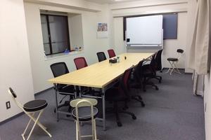 【八丁堀駅 2分】勉強会やワークショップに最適な貸し会議室の写真
