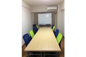 レンタルスペースRAKUNA五反田 : 会議室の会場写真