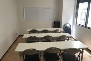 赤坂駅徒歩4分。アクセス良好な完全個室貸し会議室。の写真