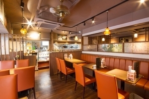 パセラ珈琲店 南池袋 : 店舗全体の会場写真