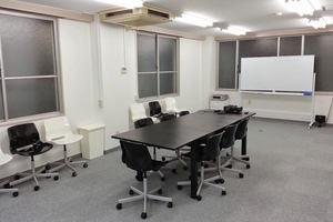 銀座Hub : 3階フロア貸切(30名)の会場写真