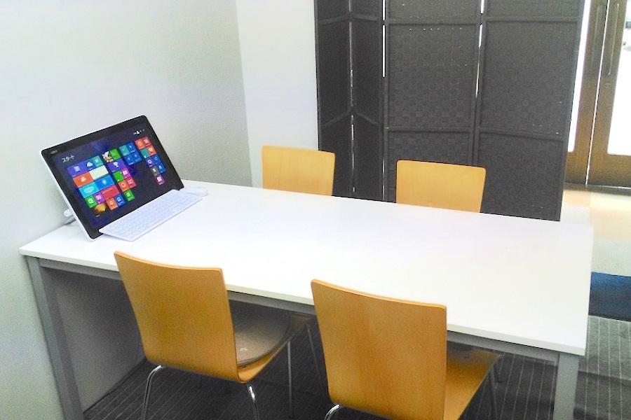 上石神井レンタル会議室「kamisyaku-pc」 : 個室会議室の会場写真