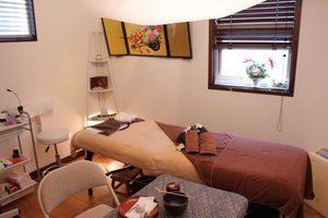 Aromatherapy Salon Primavera : サロンスペースの会場写真