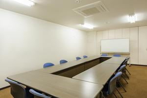 ビジネスインノルテ : 会議室・フリースペースの会場写真