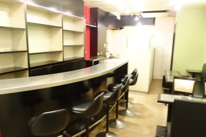 レンタルスペース Prince : カフェ&バースペースの会場写真