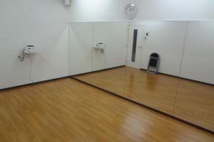 ソニズダンススタジオ方南町店 : Eスタジオの会場写真